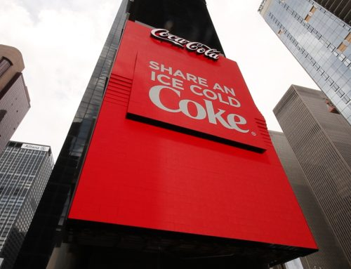 Radius Displays Partners with Coca Cola to Unveil Iconic Billboard in Times Square