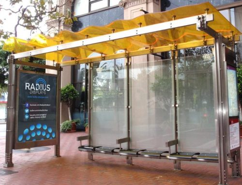 San Francisco Bus Shelters